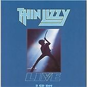 Thin Lizzy-Life CD NEW