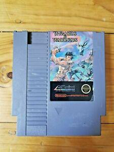 NES-WIZARDS-amp-WARRIORS-GAME-CARTRIDGE-NINTENDO-ENTERTAINMENT-SYSTEM-USA-NTSC
