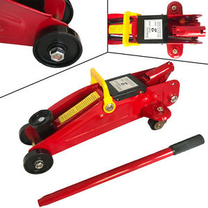 2 Ton Low Profile Hydraulic Floor Jack Work Shop Stand