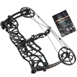 NIGHT-BLADE-Compound-Bow-Archery-Hunting-Catapult-Fishing-Steel-Ball-Slingshot