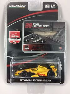 1/64 2015 Greenlight Ryan Hunter-Reay #28 Andretti Autosport IndyCar Diecast