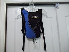 Camelbak Hydrobak - Black and Blue  Hydration Backpack NO BLADDER