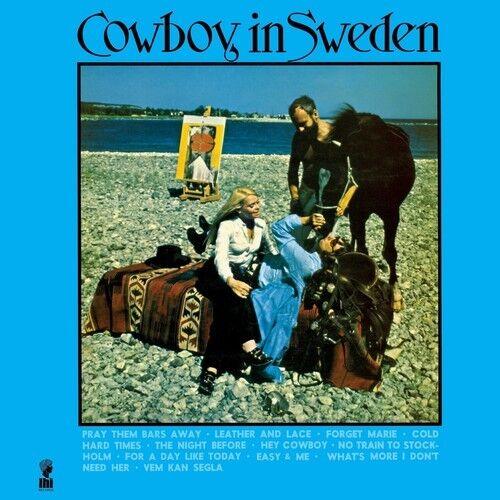 Lee Hazlewood - Cowboy In Sweden [New Vinyl LP] Lee Hazlewood - Cowboy In Sweden