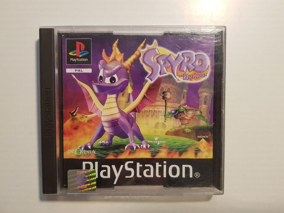 Spyro, PS