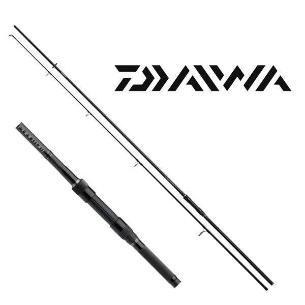 Daiwa D-Carp 12300, 3,6m 3lbs, 2tlg. - Karpfenrute, 11821-360