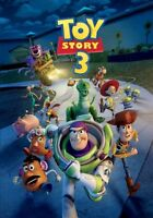 Toy Story 3 Movie Poster 01 24x36