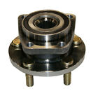 Axle Bearing and Hub Assembly-2.5i, GAS, AWD, Natural Front,Rear GMB 799-0299