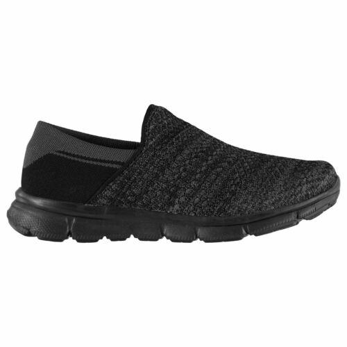 Slazenger Zeal Knit Sneakers Ladies Runners Lightweight Everyday Knitwear