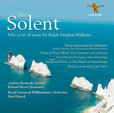Paul Daniel, Vaughan - Solent: Fifty Years of Music [New CD]