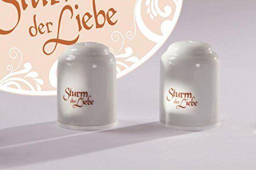 "/""Sturm der Liebe/""  Salz /& Pfeffer Streuer"