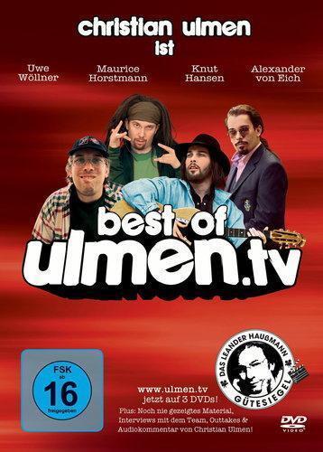 1 von 1 - Christian Ulmen - Best of ulmen.tv [3 DVDs]