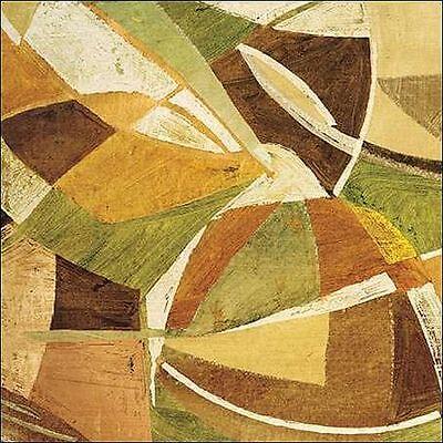 Sean Sadler: Magic I Keilrahmen-Bild Leinwand abstrakt modern