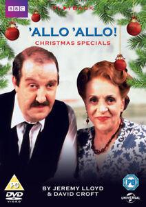 039-Allo-039-Allo-The-Christmas-Specials-DVD-2014-Gordon-Kaye-cert-PG-NEW