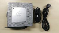 HP ThinClient T5550 CE6 Nano 512M Flash 1GB RAM  ink. Adapter Stand