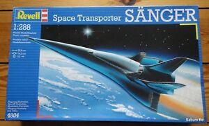 Revell 1/288 Space Transporter Lits 4804