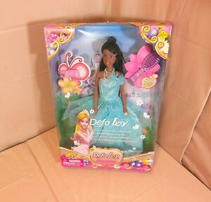 Defa Lucy Doll new in box for ages 3 and up