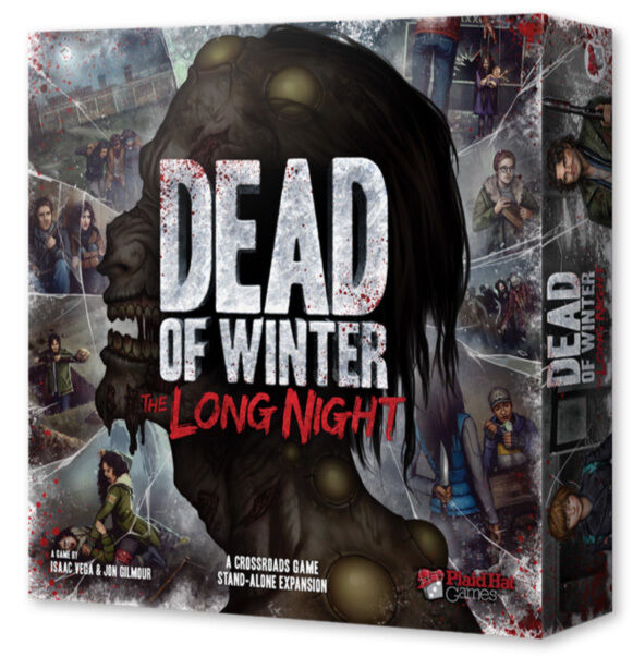 Dead of Inverno: the long night English versione