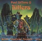 South American Assault: Live by Paul Di'Anno (CD, May-2009, Magnetic Air)