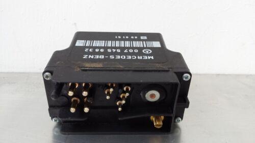 MERCEDES-BENZ w124 Classe E dispositif de commande vorglühzeit relais relais a0075459832