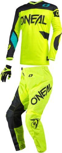 O/'Neal Element Racewear Combo MX Motocross Dirt Bike Off-Road ATV MTB Men Gear