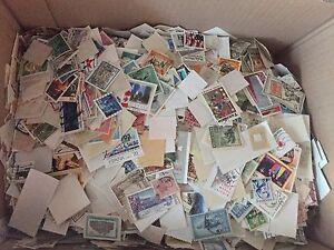 1000 Verschiedene Briefmarken Out Of My Lager 50.000.000 Briefmarken,Read The