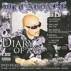 Diary of a G [PA] by Mr. Capone-E (Rap) (CD, Aug-2009, 2 Discs, PMC Music Group)