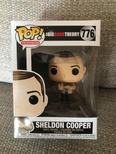 Funko Pop Vinyl Figure-Sheldon Cooper 776-Big Bang Theory-retraite