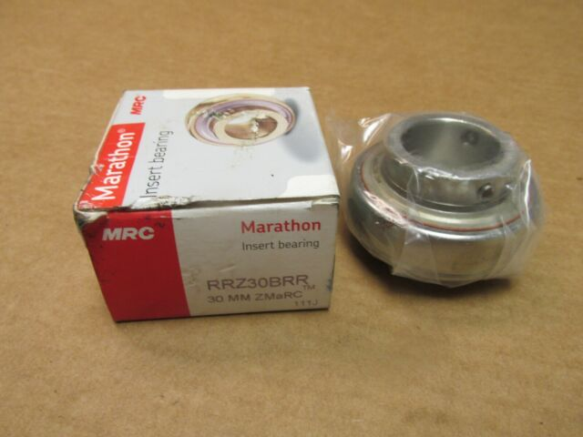 NEW MRC MARATHON RRZ35BRR STAINLESS BALL BEARING INSERT