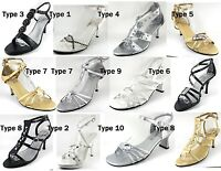 Ladies Womens Party High Heels Shoes Summer Sandals Wedding Bridesmaids Bride