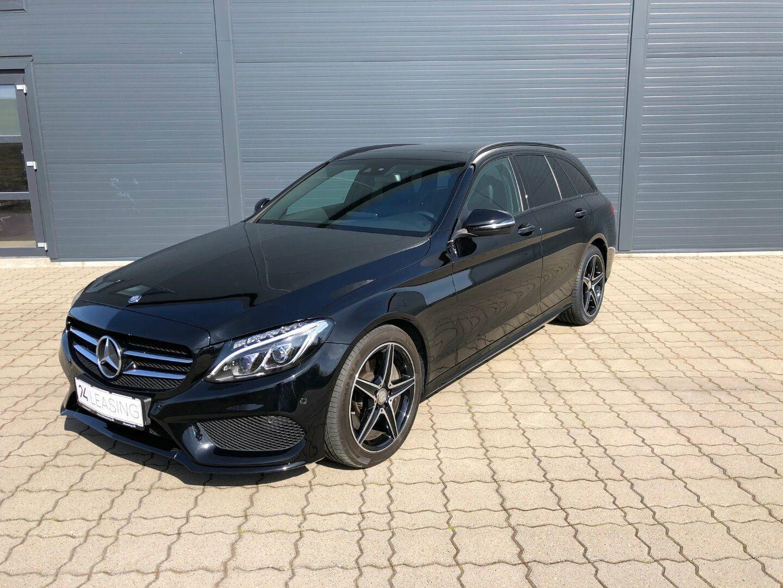 Mercedes C250 d 2,2 stc. aut. 5d - 2.490 kr.