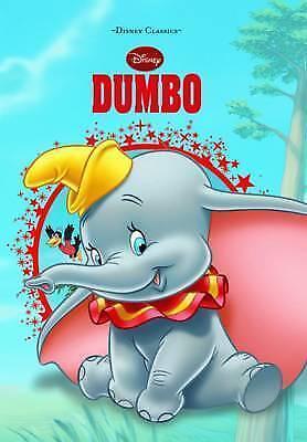 """AS NEW"" Disney Diecut Classic: Dumbo, Parragon Books, Book"