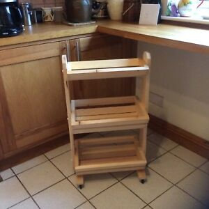 Image Is Loading Heavy Duty Wooden Vegetable Rack
