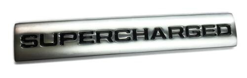New Sport Supercharged Emblem Replaces OEM Land Rover Range Rover AMG Mercedes