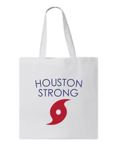 Image Is Loading Houston Strong Tote Bag Hurricane Harvey Ping