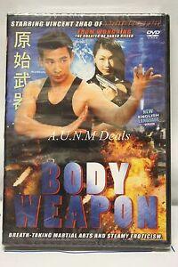 Body-arma-Wong-Jing-NTSC-importacion-DVD-ingles-subtitulos