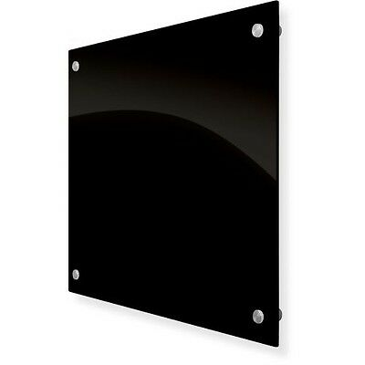 Best-Rite Enlighten Glass Dry Erase Markerboard - 84071
