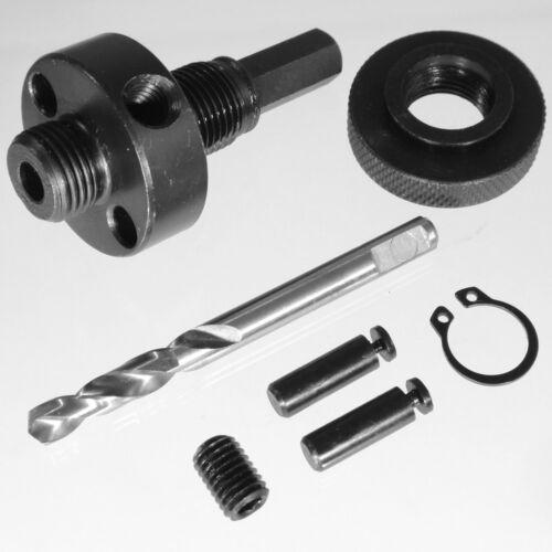 Hex Adapter 10 mm für Bohrkronen ab Ø 32 mm