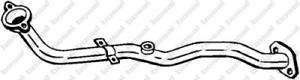 Abgasrohr für Abgasanlage Vorderachse BOSAL 803-019