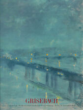 GRISEBACH LESSER URY Art Paintings Hamburg Private Collection Auction Catalog 10