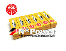 NGK SPARK PLUG SET OF 6 FOR NISSAN PATROL 4WD GU Y61 TB48DE 4.8L DOHC 01-12