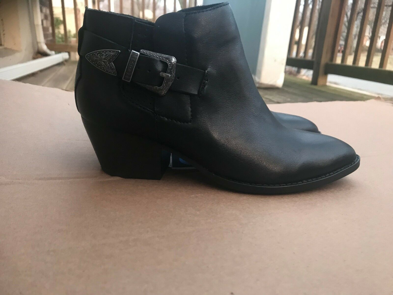 Steve Madden Women's Cassie Cassie Cassie Ankle Boot SIZE 7.5M a69007
