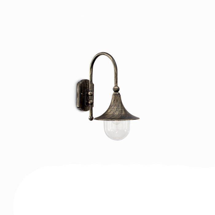 Lampada da esterno Applique Ideal Lux Cima AP1