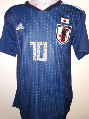 BNWT ADIDAS GIAPPONE HOME 10 Captain Tsubasa JERSEY SHIRT CALCIO FOOTBALL