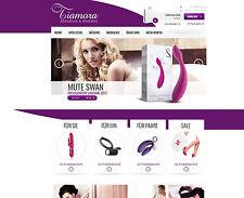 Onlineshop für Erotik zu verkaufen, gleich startbereit
