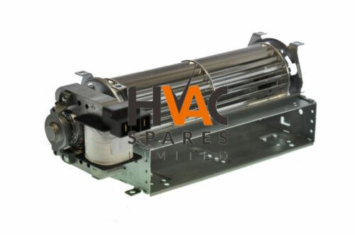 Remplacement tangentiel//Crossflow Blower Fan 180 mm x 60 MMOD 230 V