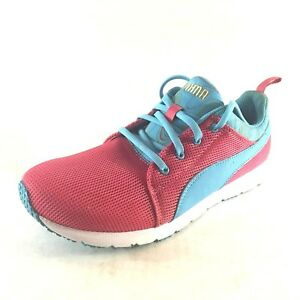 ddfb49630c6 Image is loading Puma-Carson-Runner-Mesh-Unisex-Trainers-Running-Lace-