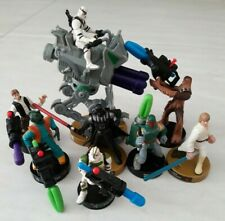 New Lot of 5 Star Wars Attacktix Battle Figure Game Booster Packs 10 Figures