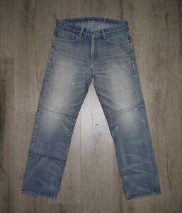NEIGHBORHOOD-Vintage-Mid-Straight-Jeans-Denim-Made-In-Japan-NBHD-Selvedge-M