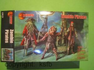 1-32-MARS-32021-Zombie-Piraten-der-Karibik-Figuren-Skelette-Pirates-figures