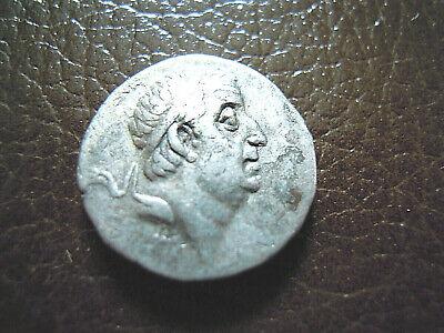 Kappadokien König Ariobarzanes I 96-63 V .chr Silber-drachme Top Greek (450 Bc-100 Ad)